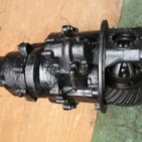 ISUZU/GIGA Differential gear