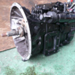 ISUZU/FORWARD transmission